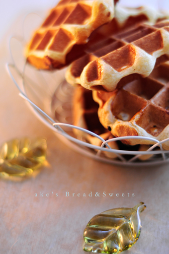 Waffle by akemiM