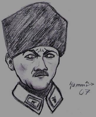 Mustafa Kemal Dark by Hammi4Real