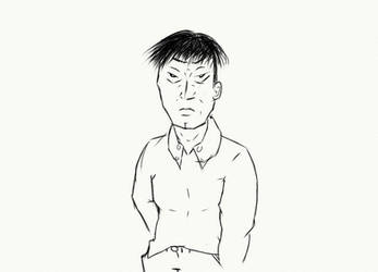 Asian Dude by Hammi4Real