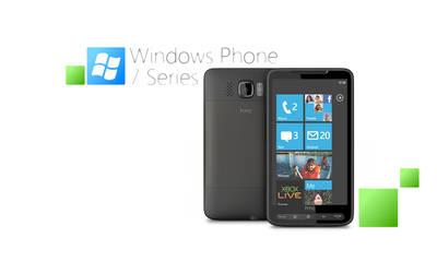 Windows Phone 7 Series by bluefisch200
