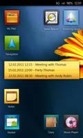 TouchWiz 4 - mockup