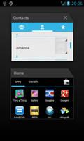 Android 4.0 Multitasking Redesign - Mockup