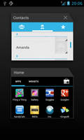 Android 4.0 Multitasking Redesign - Mockup