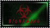 Biohazard- Stamp by ArmaBiologica