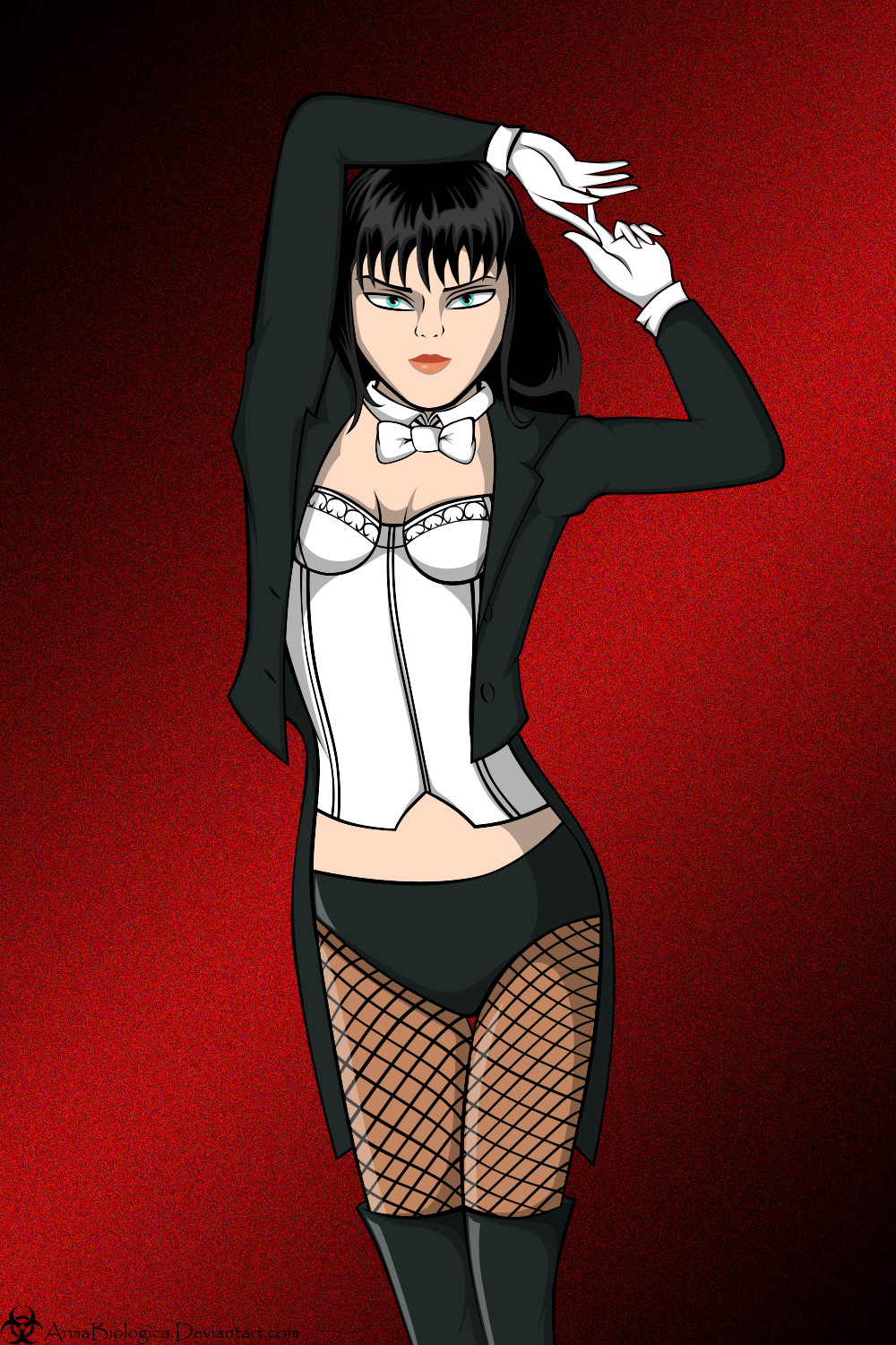zatanna dc wallpaper - photo #35