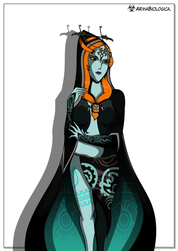 Midna by ArmaBiologica
