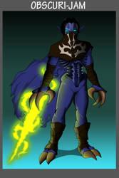 Obscuri-jam Raziel the Soul Reaver by ArmaBiologica