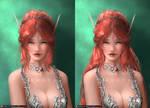 Alyss Portrait - V1 and V2