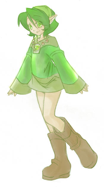 Saria by Mirrore