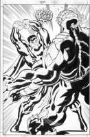 Superman by WaldenWong