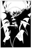 Batgirl by WaldenWong