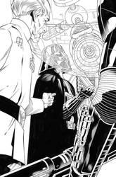 Darth Vader by WaldenWong