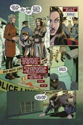 X-23 #7 by WaldenWong