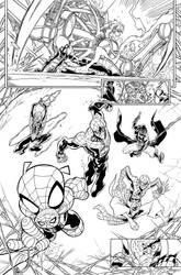 Web Warriors by WaldenWong