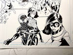 Spider-Man, Sulk, Captain Marvel