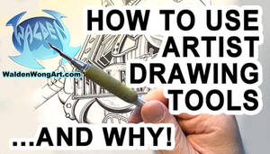 Drawing tools. Why we use them and how.