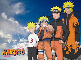 Naruto Costumes - Final v2 by crz4all