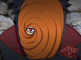 Akatsuki Tobi Mask by crz4all