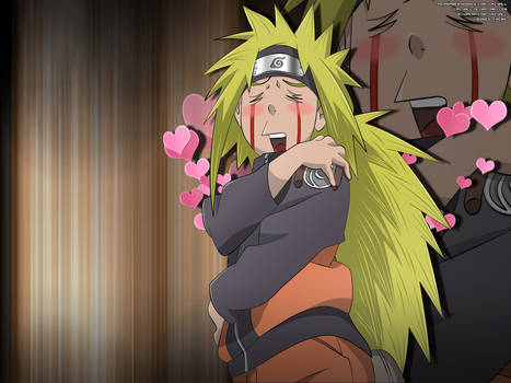 Naruto Jiraiya Style