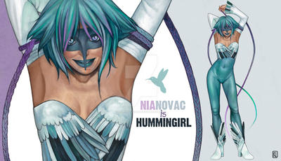 Novac by KarmaLizzard