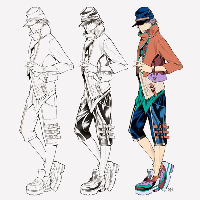 Concept Studio by KarmaLizzard