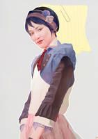 Rinko Concept by KarmaLizzard