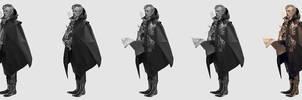 Lost Wizard Step-by-step by KarmaLizzard