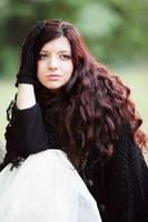 Autumn princess by Cenestelle