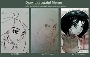 Meme: Draw This Again - Gally