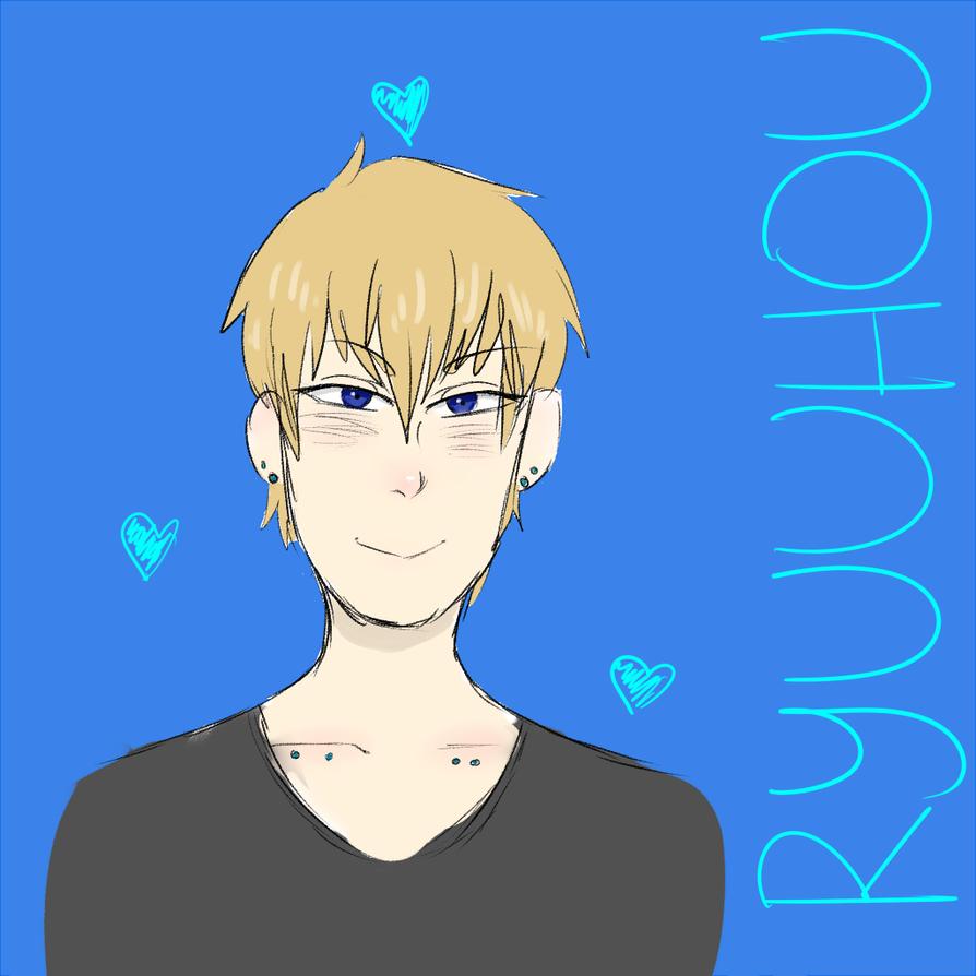 [Koujaku voice] RYUUHOUUUUU by windferret