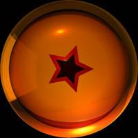Dragon Ball - 1 Star Black by 100SeedlessPenguins