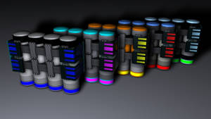 Protean Grenade Mods