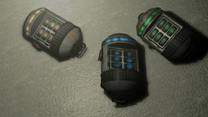 Protean Grenades