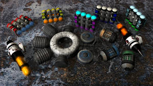 Borderlands - Gear Collection