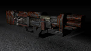 Borderlands - Rocket Launcher