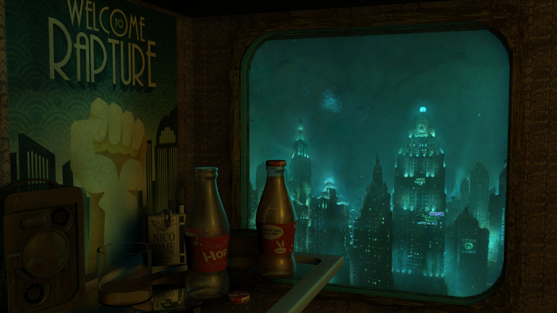 Welcome To Rapture