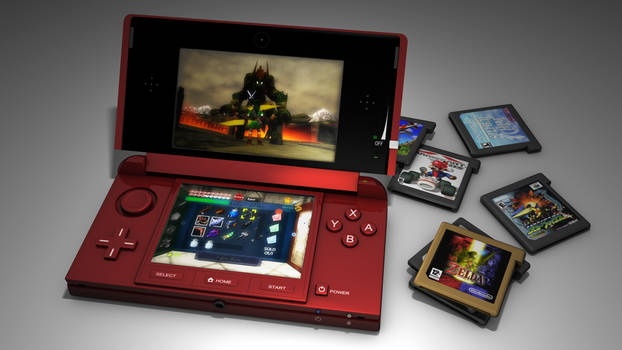3DS - Courage Not Included
