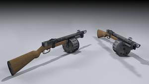 Fallout 3 Combat Shotgun