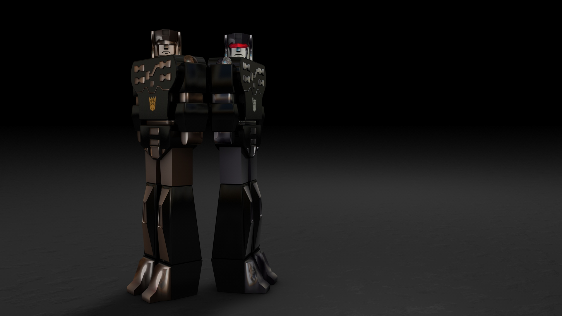 Daft Bots 2 by 100SeedlessPenguins