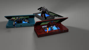 Transformers 3DS