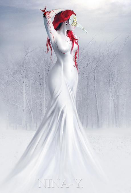 Wings of Scarlet by nina-Y