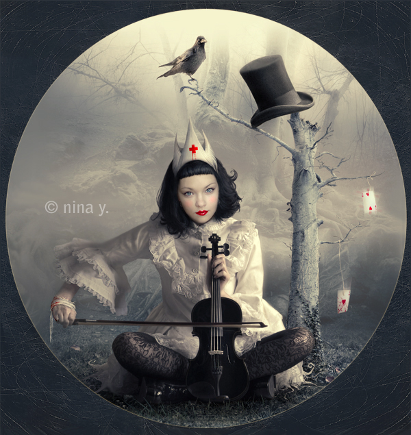 Wonderland Blunderland by nina-Y