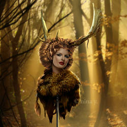 The Hunter by nina-Y