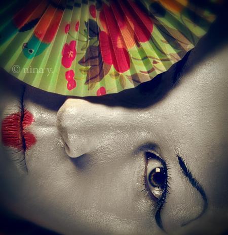 Geisha by nina-Y