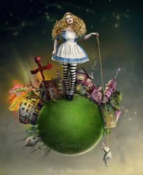 Alice in Blunderland by nina-Y
