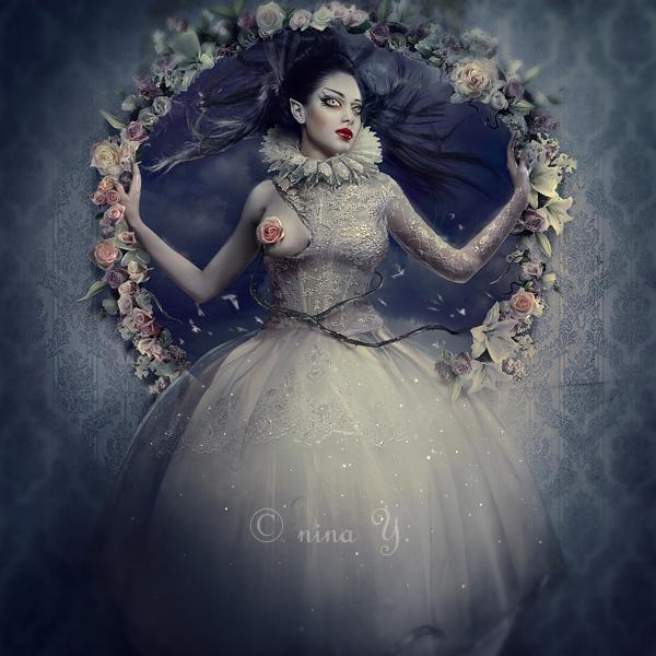 Elizabeta's Wicked Fantasies by nina-Y