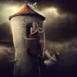 Story of Rapunzel by nina-Y