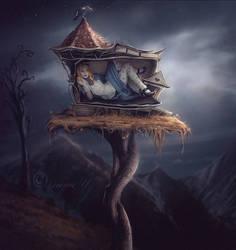 Alice III - White Rabbit's House
