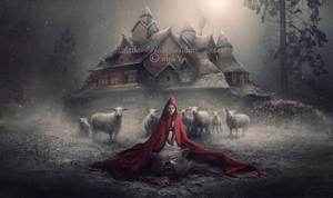 Little Red Riding Hood - A Winter Fairytale