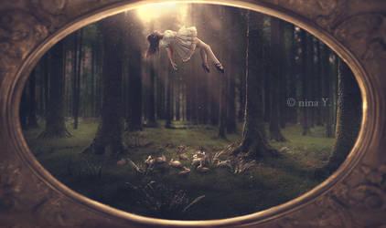 The Gate of Wonderland by nina-Y